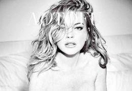 Lindsay Lohan auf dem No Tofu-Cover