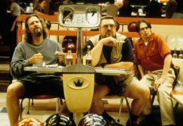 The Big Lebowski mit Jeff Bridges, John Goodman und...scemi