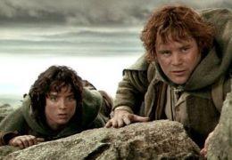Der Herr der Ringe: Die zwei Türme mit Elijah Wood...Astin