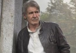 Star Wars: The Force Awakens mit Harrison Ford