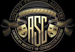 American Society Cinematographers Logo