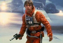 Mark Hamill in The Empire Strikes Back