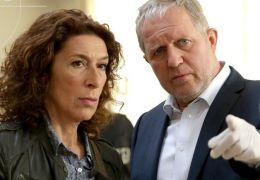 TATORT Sternschnuppe mit Adele Neuhauser und Harald...itzer