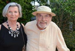 Astrid Berge und Peter Lustig