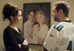 Silver Linings Playbook mit Jennifer Lawrence und...ooper