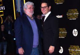 George Lucas und J.J. Abrams