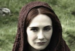 Carice van Houten in Game of Thrones