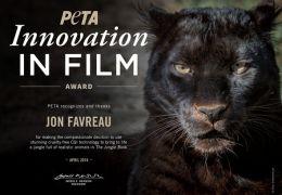 US-Regisseur Jon Favreau mit PETA USA-Award ausgezeichnet