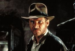 Harrison Ford als Indiana Jones in Jäger des...atzes