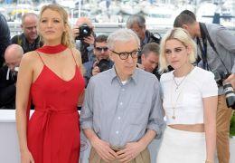 Blake Lively, Woody Allen und Kristen Stewart in Cannes