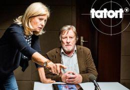 TATORT Der hundertste Affe mit Sabine Postel und...patka