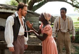 12 Years a Slave - Michael Fassbender), Lupita...iofor