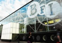British Film Institute an der Londoner South Bank