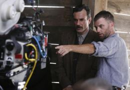 Daniel Day-Lewis (links) und Regisseur Paul Thomas Anderson