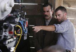 Daniel Day-Lewis (links) und Regisseur Paul Thomas Anderson