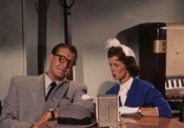George Reeves und Noel Neill in 'Adventures of Superman'