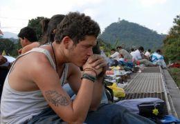 Edgar Flores in 'Sin Nombre'