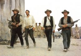 The Wild Bunch mit Ben Johnson, Warren Oates, William...gnine