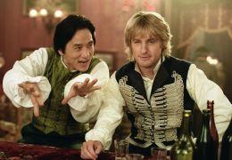 Shanghai Knights mit Jackie Chan und Owen Wilson
