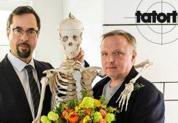 TATORT Feierstunde mit Jan Josef Liefers und Axel Prahl