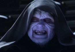 Ian McDiarmid in Revenge of the Sith