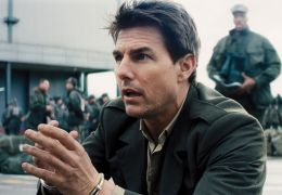 Edge of Tomorrow - Tom Cruise