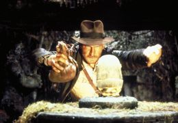 Raiders of the Lost Ark mit Harrison Ford