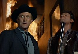 Der letzte Zug von Gun Hill mit Kirk Douglas