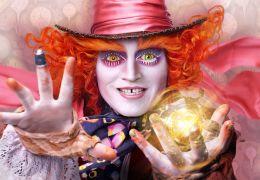 Alice im Wunderland: Hinter den Spiegeln - Johnny...acher