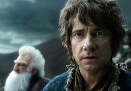 Der Hobbit 3: Die Schlacht der Fünf Heere mit Martin...eeman