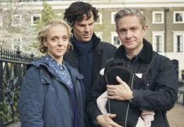 Amanda Abbington, Benedict Cumberbatch und Martin...lock'