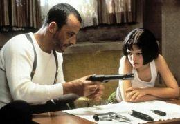 Jean Reno und Natalie Portman in 'Léon - Der Profi'