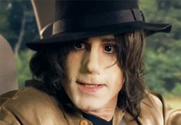 Joseph Fiennes als Michael Jackson in Urban Myths