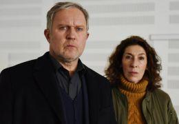 TATORT Schock mit Harald Krassnitzer und Adele Neuhauser
