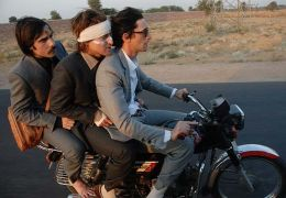 The Darjeeling Limited - Jason Schwartzman, Owen...Brody
