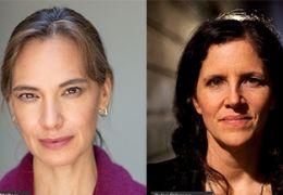 Die Dokumentarfilm-Jury (v.l.): Daniela Michel, Laura...Samir