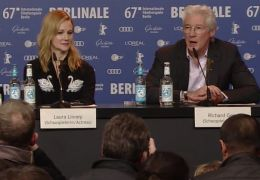 Pressekonferenz zu The Dinner mit Regisseur Oren...Gere