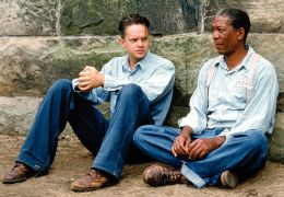 Die Verurteilten mit Tim Robbins und Morgan Freeman