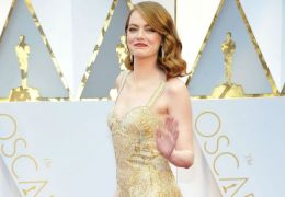 Emma Stone bei den Oscars 2017