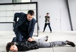 TATORT Kriegssplitter mit Stefan Gubser und Delia Mayer