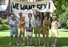 We Want Sex - Jaime Winstone (Sandra), Geraldine...enda)