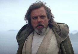 Mark Hamill als Luke Skywalker in Star Wars: The...akens