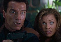 Eraser mit Arnold Schwarzenegger und Vanessa Williams