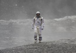 Interstellar mit Matthew McConaughey