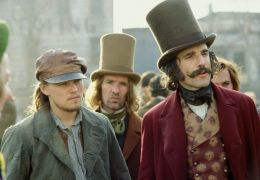 Gangs of New York mit Leonardo DiCaprio und Daniel Day-Lewis