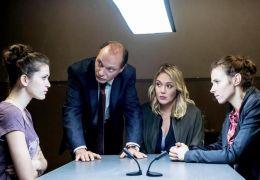 TATORT Level X mit Caroline Hartig, Martin Brambach,...ewski
