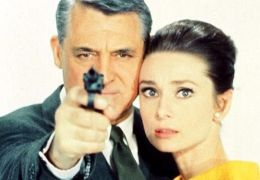Charade mit Cary Grant und Audrey Hepburn