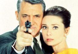 Charade mit Cary Grant und Audrey Hepburn