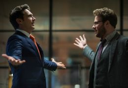 The Interview - Dave (James Franco) und Aaron (Seth Rogen)