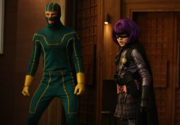 Kick-Ass mit Aaron Taylor-Johnson und Chloe Grace Moretz
